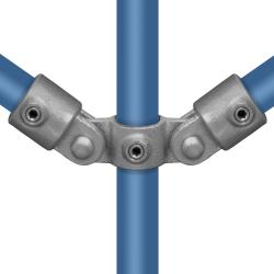 Articulation 3 tubes à 180 degrés